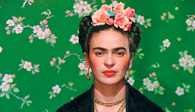 frida pittrice storie di donne